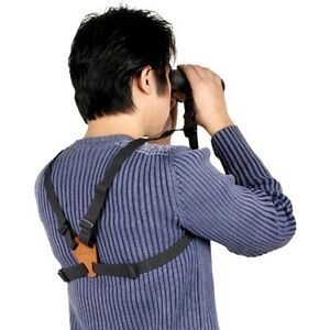 Replacement-Adjustable-BINOCULAR-HARNESS-Strap-Belt-for-Camera-Canon-Nikon-Leica