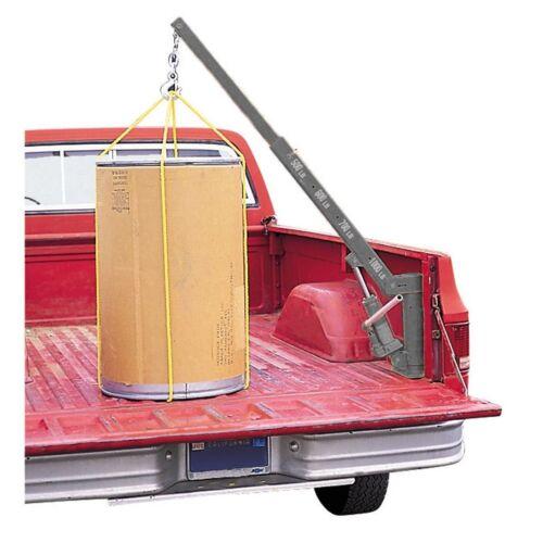 1/2 Ton 1000 LB Pickup Truck Bed Crane Foldable Swivel Lift Jack Boom Hydraulic