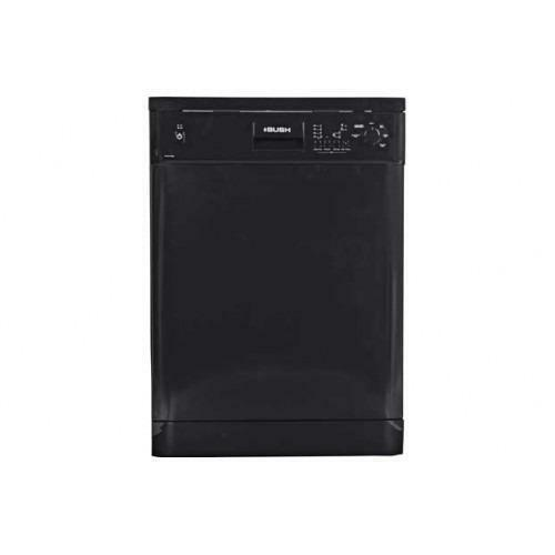 Bush black dishwasher for sale - Bush WV12 75D Full Size Dishwasher in ...