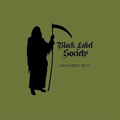 Black Label Society - Grimmest Hits [New CD]