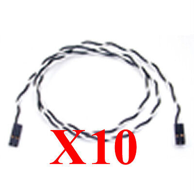 SPDIF CD/ DVD digital audio cable 2 pin  cable Lot of 10,   2 pin audio cable  (2 Pin Digital Audio)