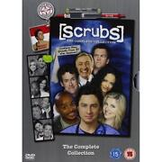 Scrubs Season 1-9