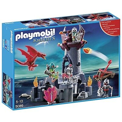 Playmobil - Dragon Knights Battle Tower (5089)