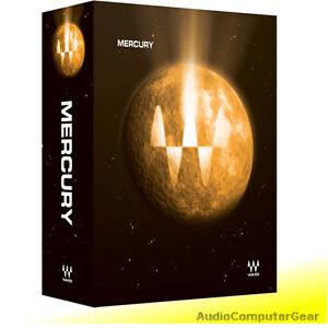 Waves-MERCURY-Bundle-Audio-Software-Plug-in-Collection-Native-SoundGrid-NEW