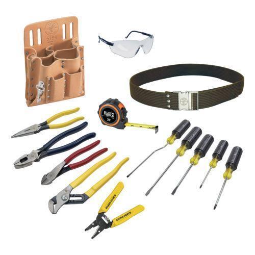 Klein Tool Set Electrician Ebay