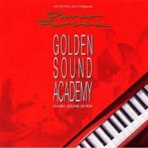 Dario Farina Golden sound academy (1990) [CD]