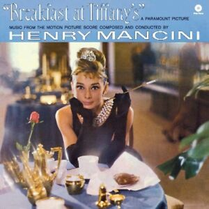 Henry Mancini - Breakfast at Tiffany's [New Vinyl LP] Henry Mancini - Breakfast