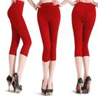 Red Sexy Leggings for Women