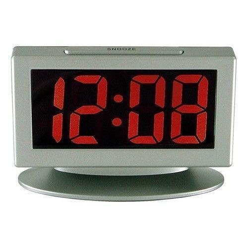 Large Digital Alarm Clock Ebay