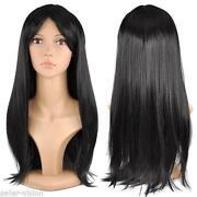 Ladies Fancy Dress Wigs Black