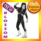 Ace Frehley Costume
