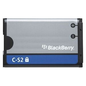 NEW BLACKBERRY C-S2 CS2 BATTERY ORIGINAL OEM