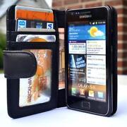 Samsung Galaxy S2 Tasche Leder