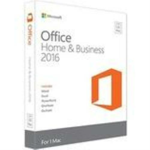 Office Home & Business 2016 - for MAC