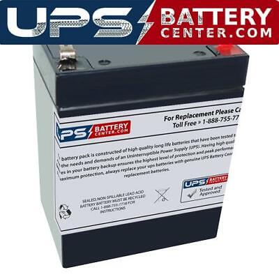 Pbq 2.9-12 12v 2.9ah Right Side Positive F1 Replacement Battery