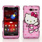 Motorola Droid RAZR Case Hello Kitty