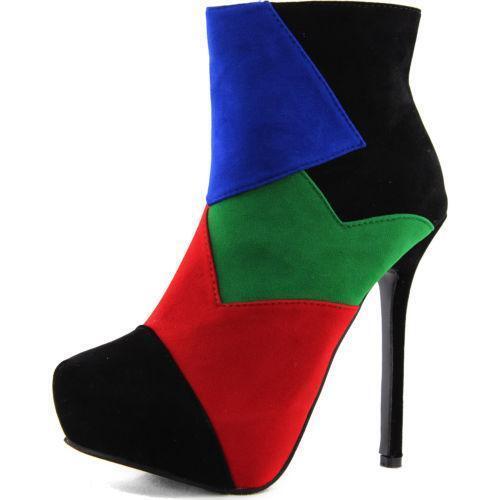 Stiletto Platform Boots | eBay