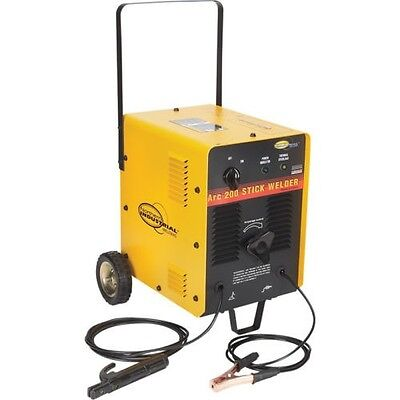Industrial Stick Welder Arc 200 Amp 230 Volt Stick Welder Arc Portable