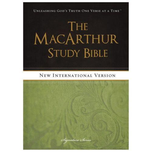 NIV Study Bible | New International Version Study Bible ...
