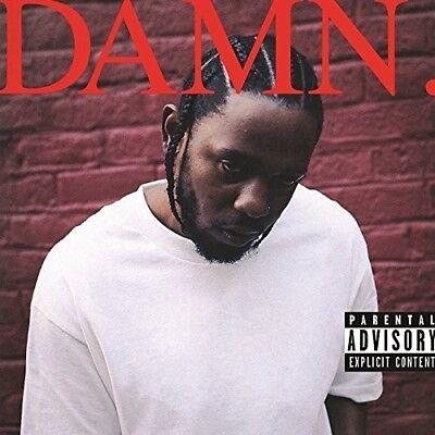Kendrick Lamar - Damn. [New Vinyl LP] Explicit