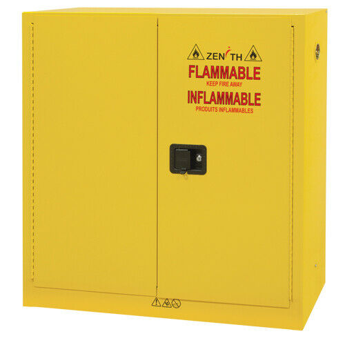 Flammable Safety Storage Cabinets 24 Gallon New Other