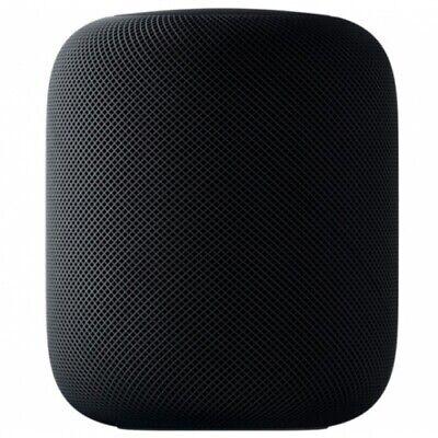 Apple HomePod 4QHW2LL/A spacegrau Hi-Fi Sound A8 Chip WLAN Lautsprecher Soundbox online kaufen