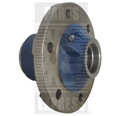 Ford New Holland 6 Bolt Hub Part Wn-c9nn1104e For Tractor 2100 2310 2610 2810