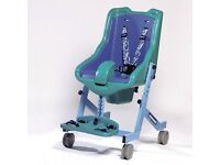 Seahorse Sanichair disability shower/commode child - for children with learning difficulties
