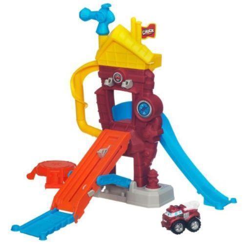Playskool  Car Race Track