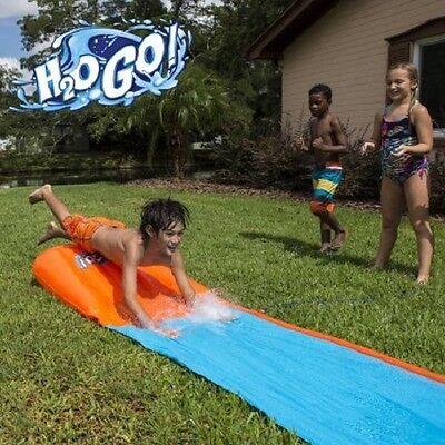 H2O Go Water Slide, Single Lane (Single Lane Slide)