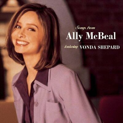 ALLY MCBEAL ( SHEPARD,VONDA...-Songs From Ally Mcbeal CD NEW