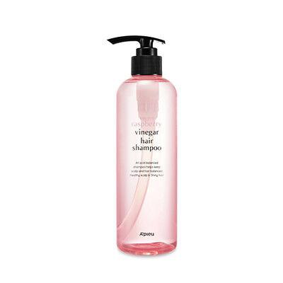 [A'PIEU] Raspberry Vinegar Hair Shampoo 500ml