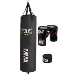 MMA EVERLAST PUNCHING BAG