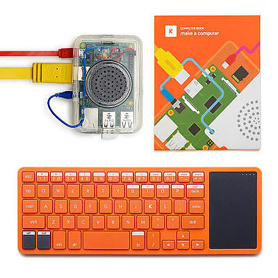 Kano Build Your Own Computer Kit Raspberry Pi 3 Motherboard Kids Learn Code 2016 for sale  Shipping to Canada