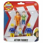 Fireman Sam Character Action Figures