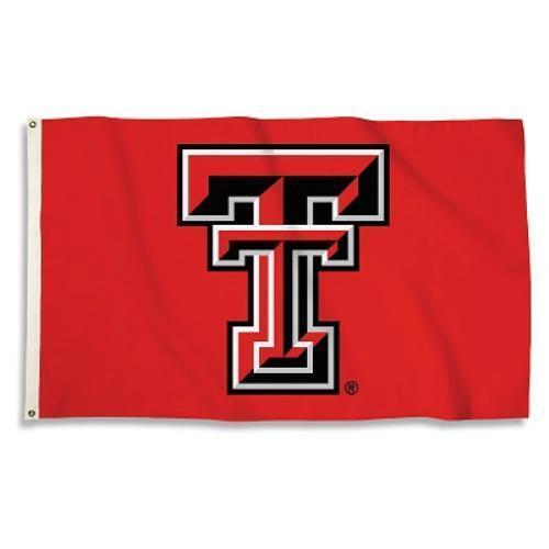 Texas Tech Red Raiders 3' x 5' Flag  NCAA Licensed