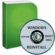 Windows 7 Reinstall