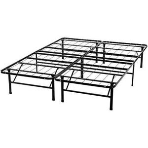 Zinus ZI-SC-SBBK-14T SmartBase Bed Frame  Twin Size (New Other)