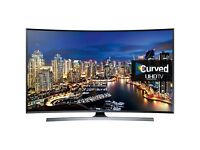 "48"" Samsung Curved LED 4K Ultra HD 3D Smart TV, Freeview HD UE48JU7500"