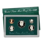 1997 US Mint Proof Set