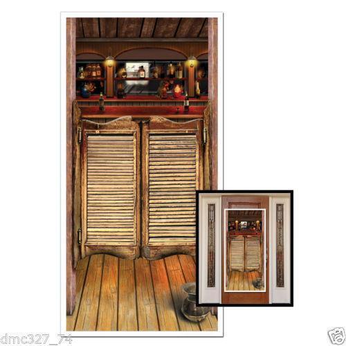 Cowboy Party Decorations Ebay