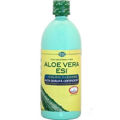 ESI Aloe Vera succo colon cleanse 1000ml