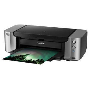 Canon PIXMA PRO-100 Wireless Professional All-in-One Inkjet Phot