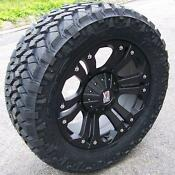 Nitto Trail Grappler 20