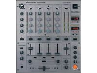 Pioneer DJM600 Mixer. Excellent mixer in excellent condition. Bedroom use only
