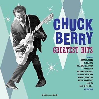 Chuck Berry   Greatest Hits  New Vinyl Lp  Uk   Import