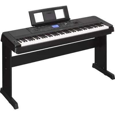 Yamaha DGX-660 Portable Grand Digital Piano (Black) for sale  New York