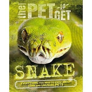 Snake (The Pet to Get)-ExLibrary