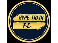 Join Hype Train Football Club (Reading, England)
