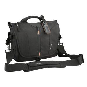 Vanguard Up-Rise II 28 Camera Messenger Bag (Black)